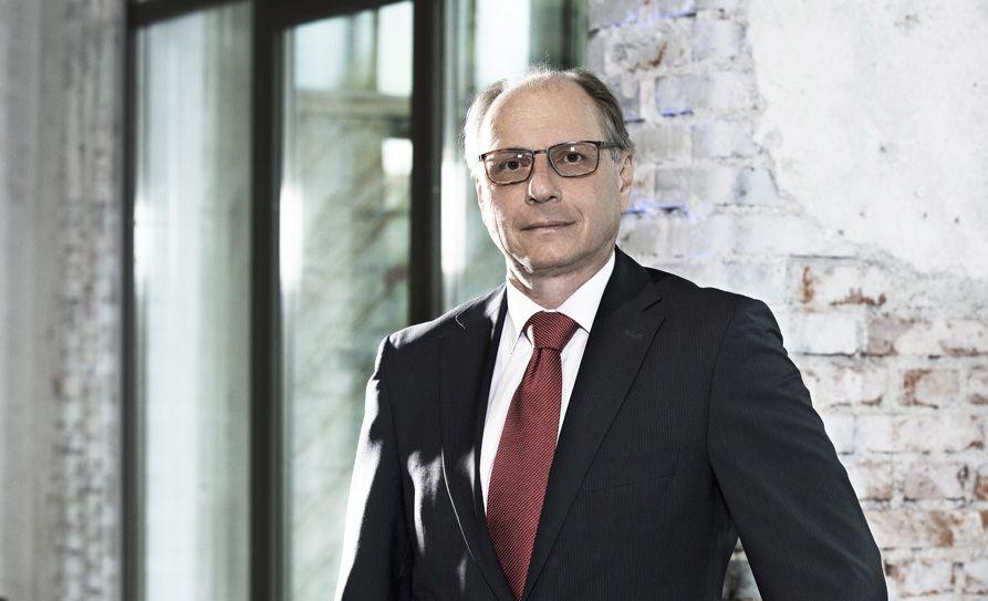 Gerhard Ebner Vorstandsvorsitzender A.B.S. Factoring AG
