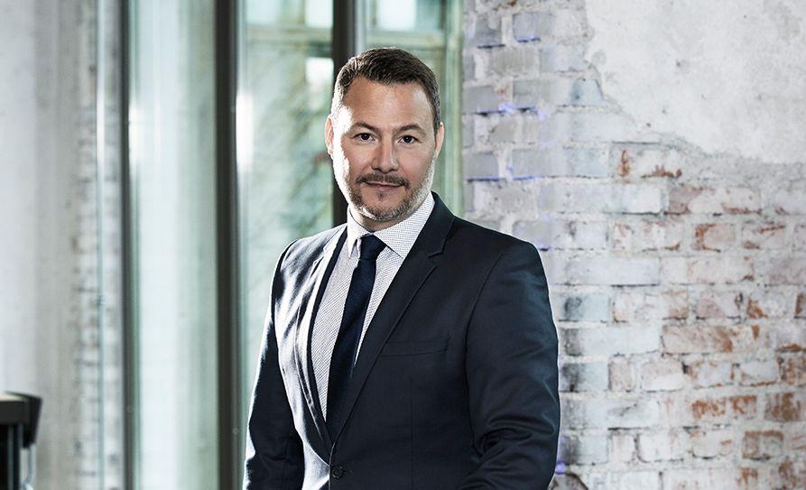 Vorstandsmitglied Andreas Draxler