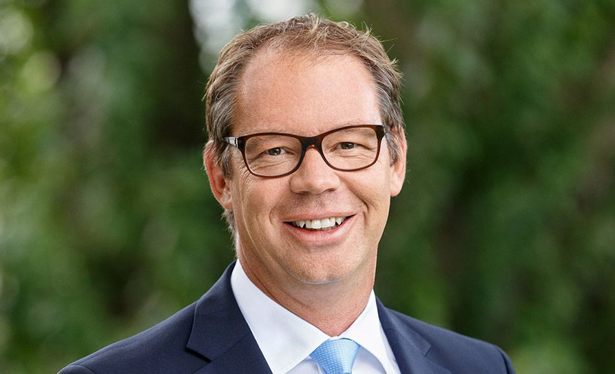 Thorsten Klindworth, CEO der A.B.S. Global Factoring AG